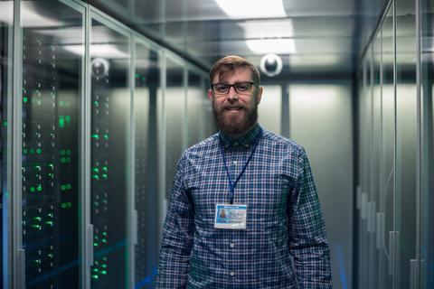 Datacenters-beschermd